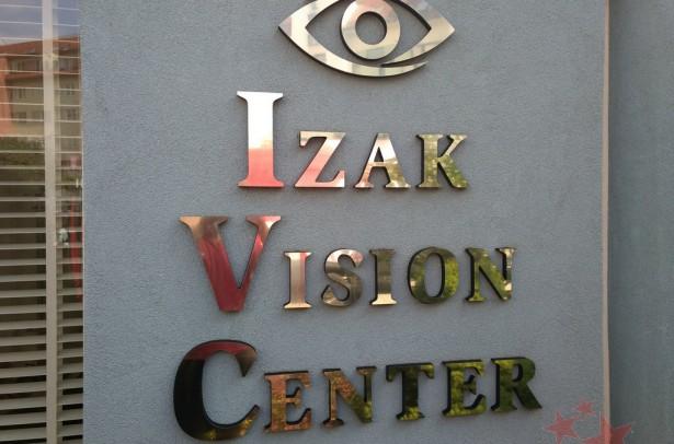 3D reklamní frézovaný nápis 3d světelné písmo